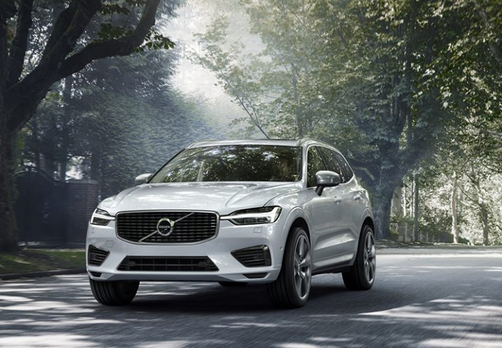 VOLVO XC60 THE FUTURE OF SAFETY
